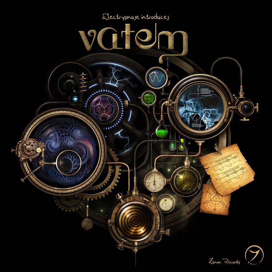 Electrypnose introduces Vatem - Zenon records (Australia)