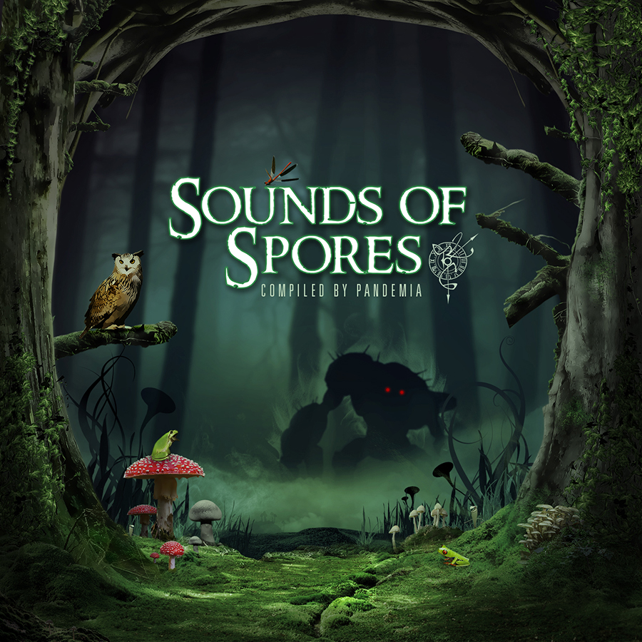 Sound of The Spores web